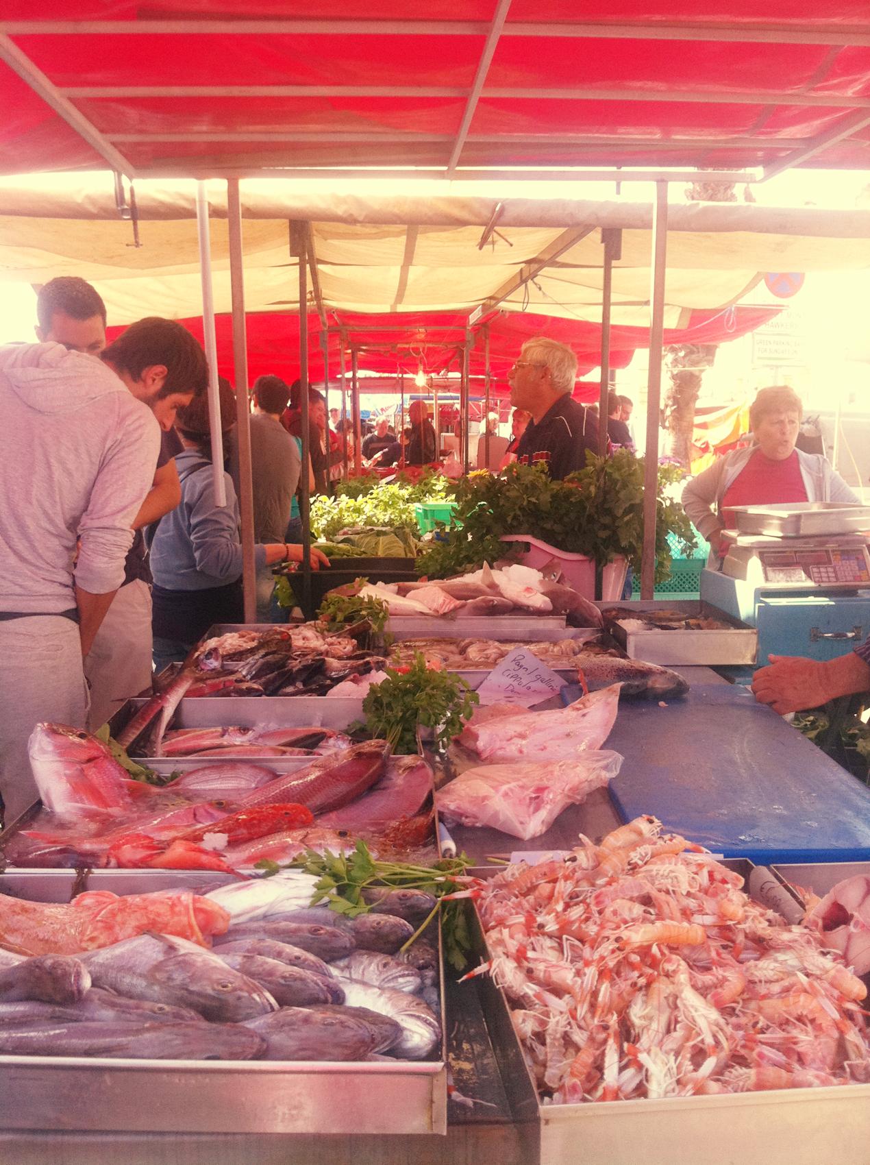Marsaxlokk, Malta Fish Market