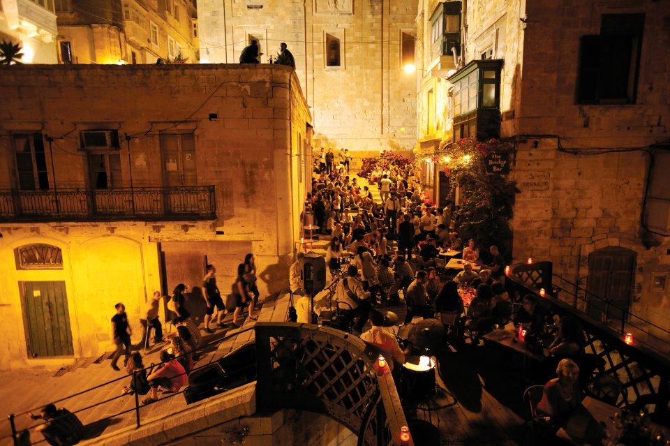 Foto: Bridge Bar Jazz Sessions malta valletta