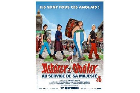 poster filme Asterix and Obelix