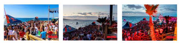 Lovesexy Beach Festival Malta 2012