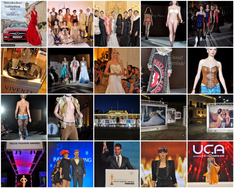 Fashion Week e Fashion Awards Malta 2012