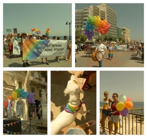 parada gay malta