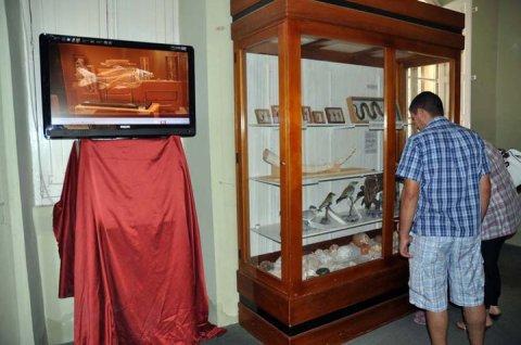 Museu da história Natural em Malta