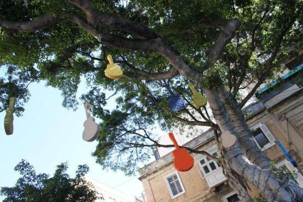 Intervenção Urbana em Malta