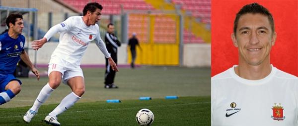jogador brasileiro william_barbosa em Malta