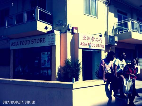 asia food store malta