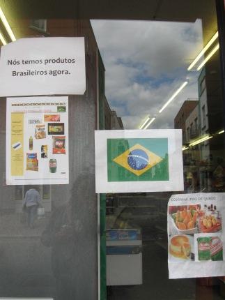 mercadinho em dublin vende produtos brasileiros