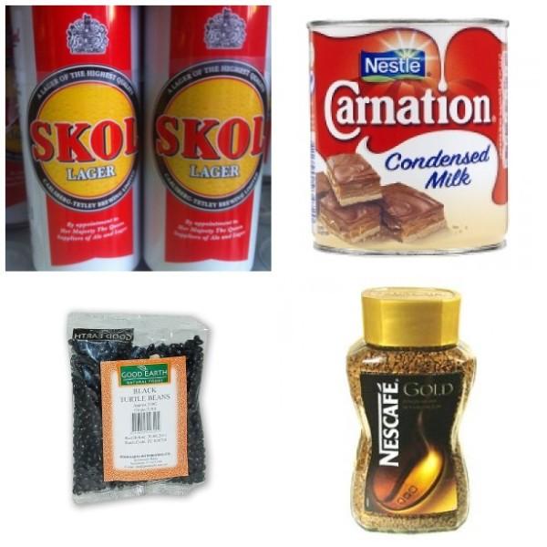produtos brasileiros em Malta